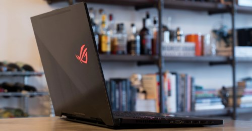 The Asus ROG Zephyrus is an amazing next-gen gaming laptop.