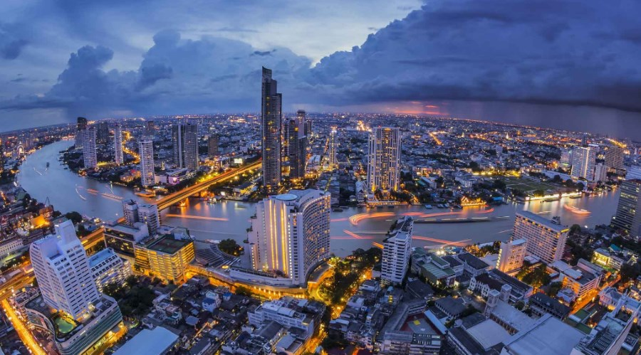 Bangkok is always among the world's top tourist destinations.