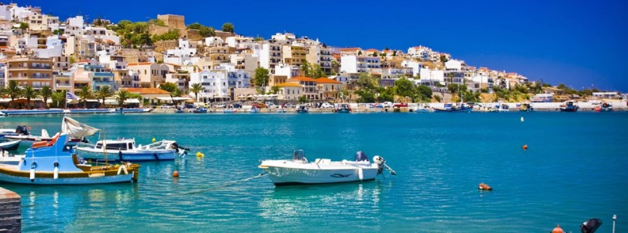 Crete is the largest and most populous of the Greek islands