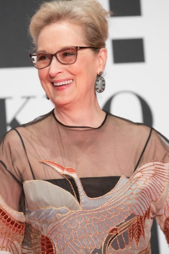 Meryl Streep was nominated 20 times for the Academy Award
