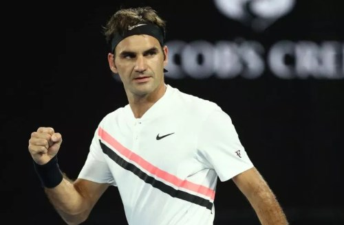 Roger Federer is considered the best tennis player of all time.