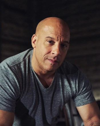 Vin Diesel is most known for his role in the Fast and Furious franchise.
