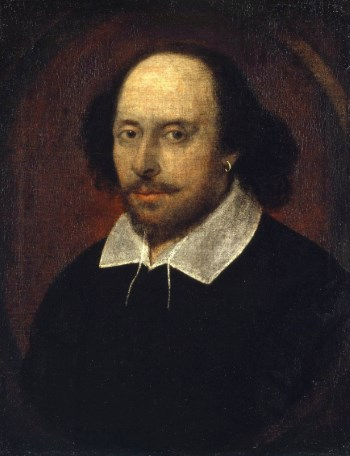 William Shakespeare was regarded as the greatest writer in the English language.