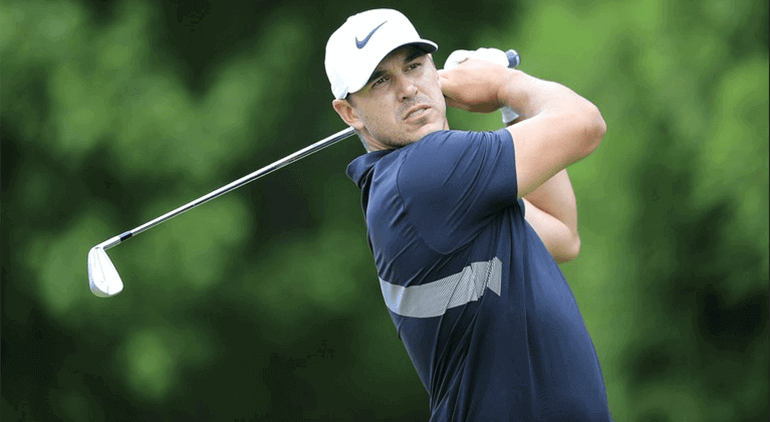 Brooks Koepka currently ranks first in the rankings owing to his CJ Cup win