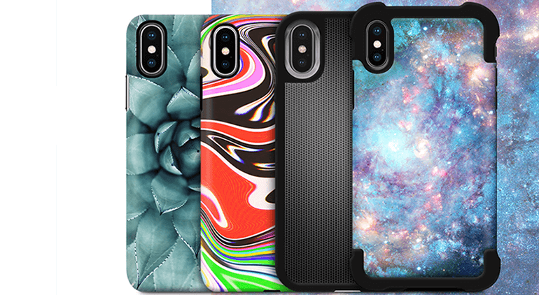 Caseable iPhone cases
