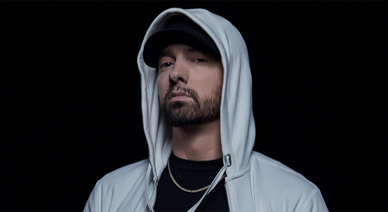 Eminem's precise delivery of the subject matter was so provocative and compelling that his fans couldn't help but sit back and enjoy the show.