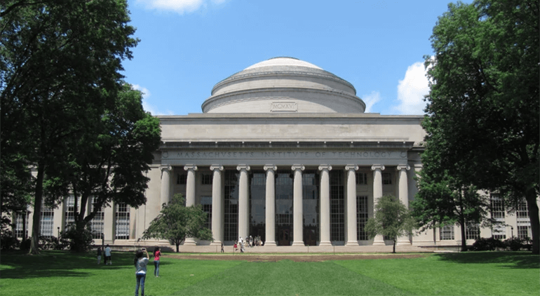 The Massachusetts Institute of Technology (MIT) excels in the awarding of financial aid to needy students