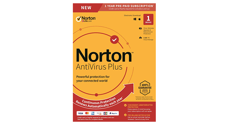Norton Plus Antivirus