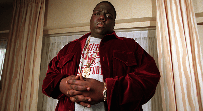 Notorious B.I.G. was one of the best rappers that ever graced the industry