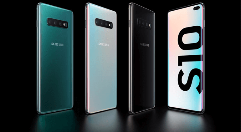 Samsung Galaxy S10 Plus is an Android phone with optimum performance