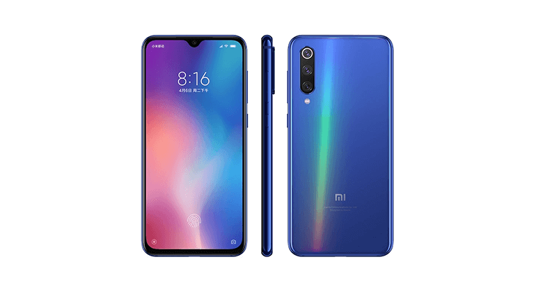 Xiaomi Mi 9 is a super fast smartphone with an appealing design